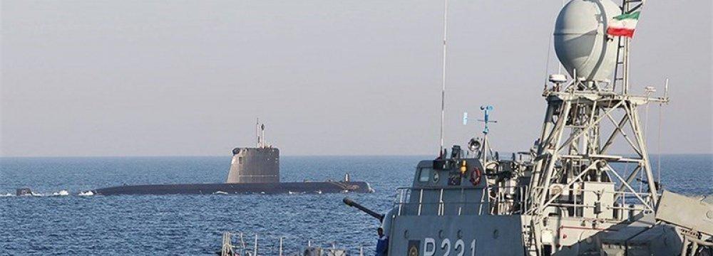 Pak Fleet to Dock at Bandar Abbas