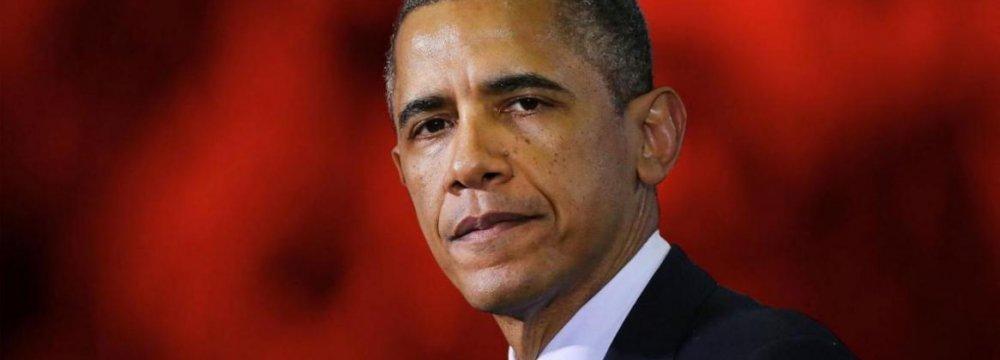 Obama  Calls for Tehran-Riyadh Peace