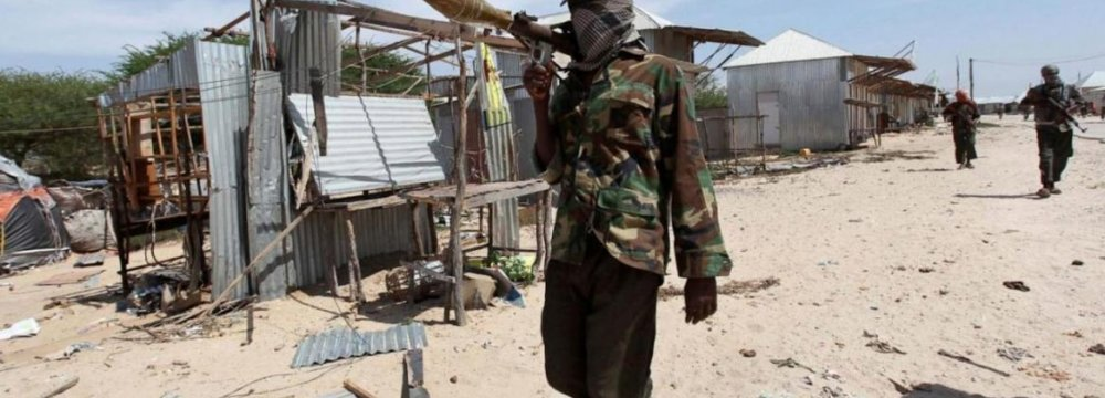 Al-Shabab Confirms US Strikes