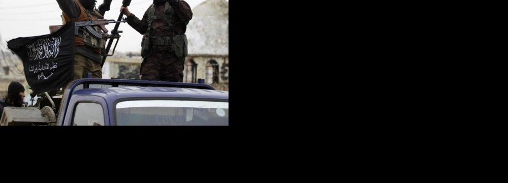 Syrian Al-Nusra Front Leader Killed in Airstrike