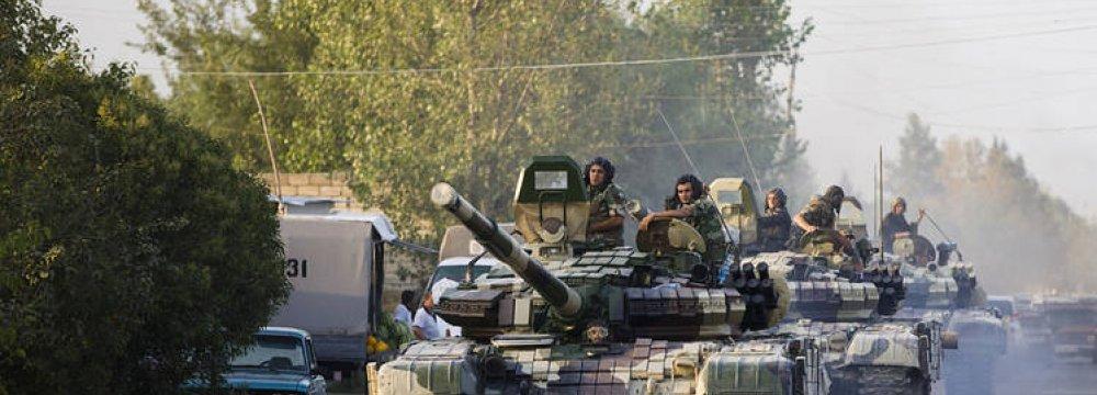 Azeris Call Truce in Caucasus Clash