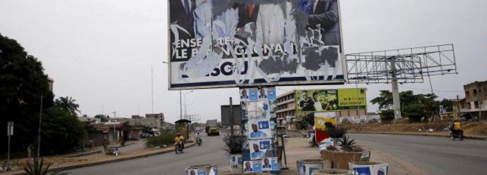 Benin Presidential Polls Open