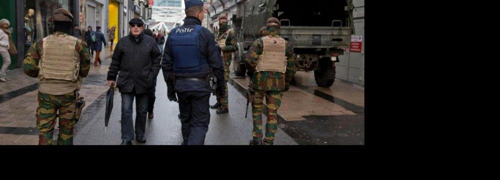 Brussels on High Alert After Paris-Linked Raid
