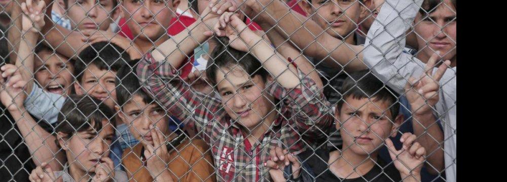 EU-Turkey Migrant Deal Working