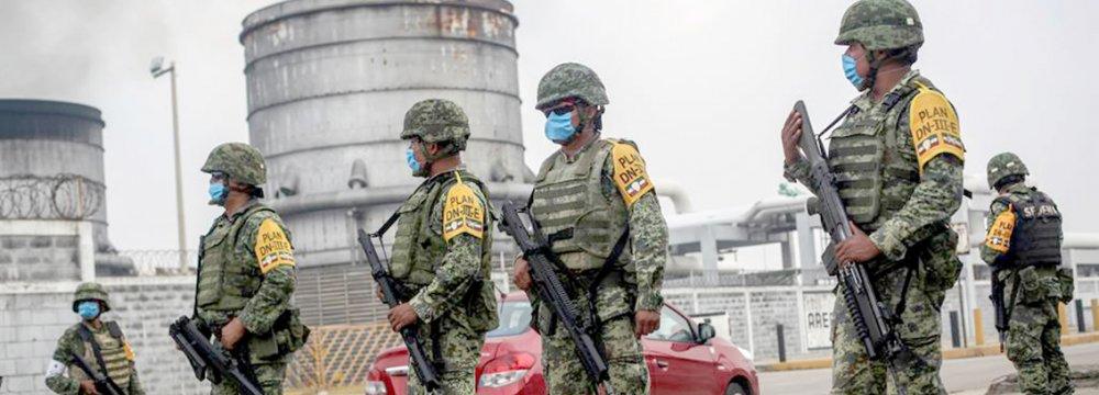 24 Dead in Mexico Petrochem Plant Blast