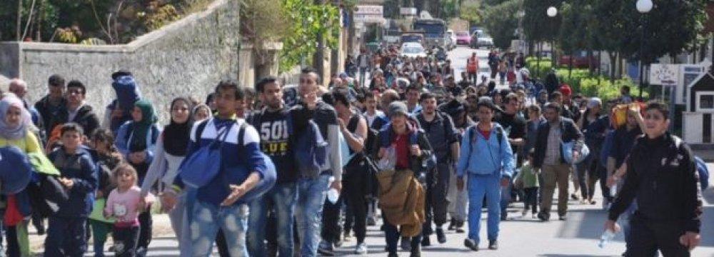 Concern Rises as EU-Turkey Migrant Deal Looms