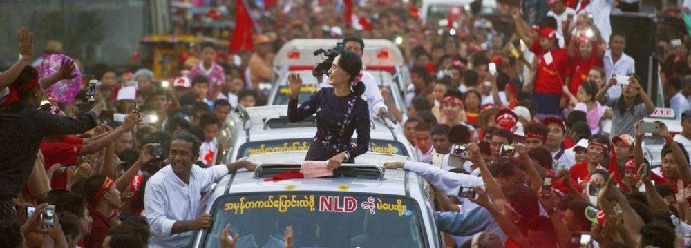 Myanmar Advances Presidential Nominations
