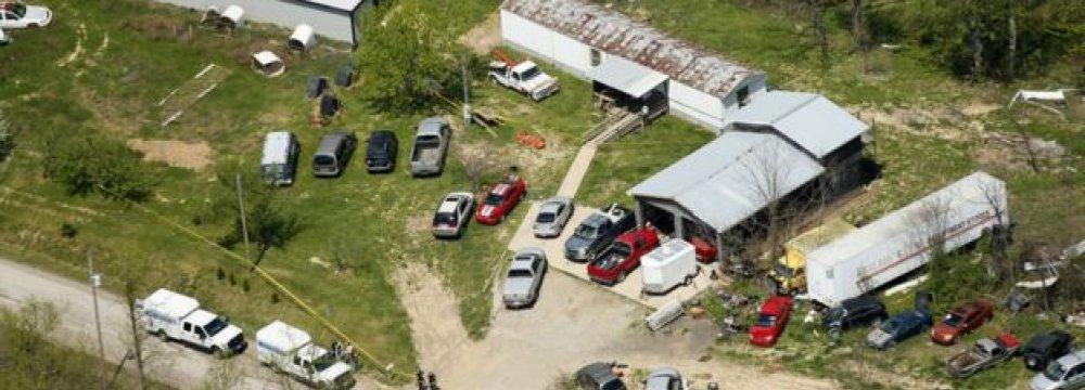 Eight Killed in Ohio Gun Rampage
