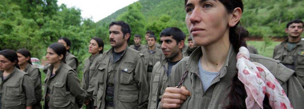 PKK Warns Turkey of Intensifying Long Fight