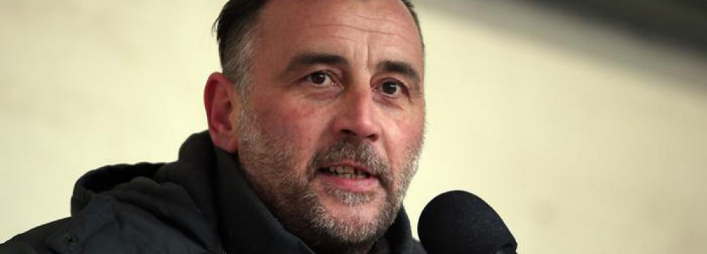 Pegida Chief in Race Trial