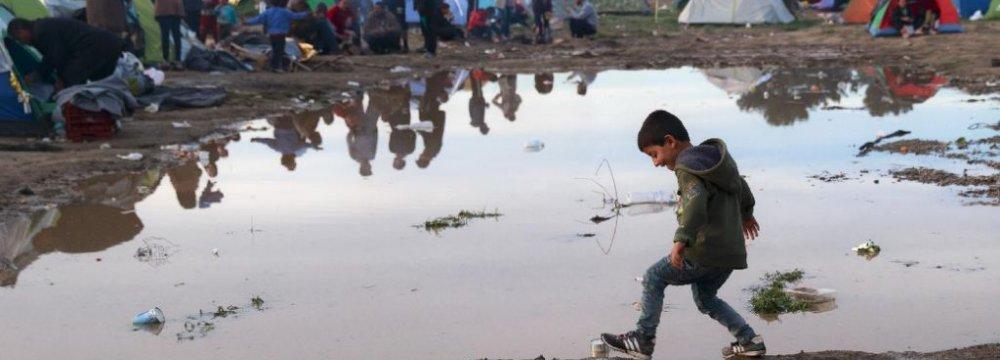 UN: EU-Turkey Migrant Deal May Be Illegal