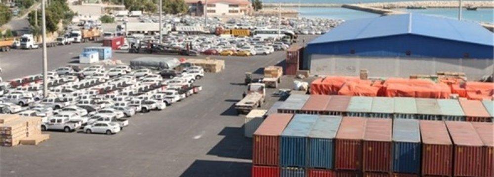 Tehran, Muscat Boost Maritime Trade Ties
