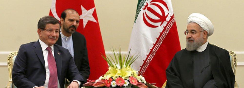 Turkey Will Lift Iran Trade Barriers