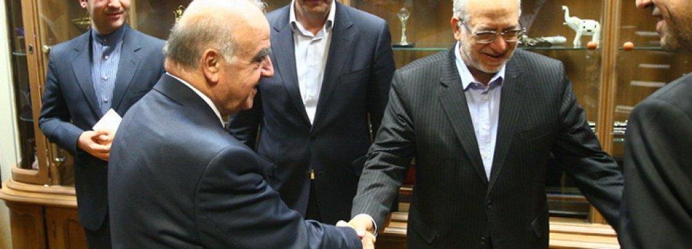 Iran, Malta Review Fields of Coop.