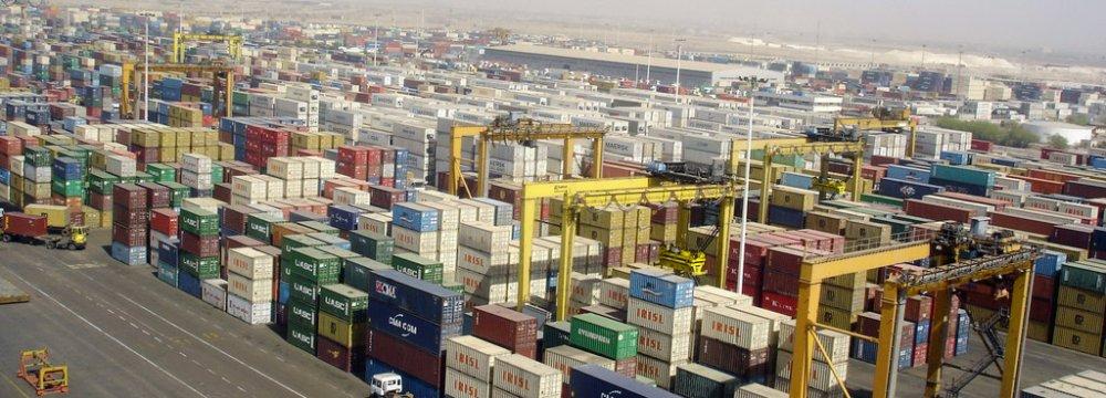 Iran's Foreign Trade Balance  Remains Positive