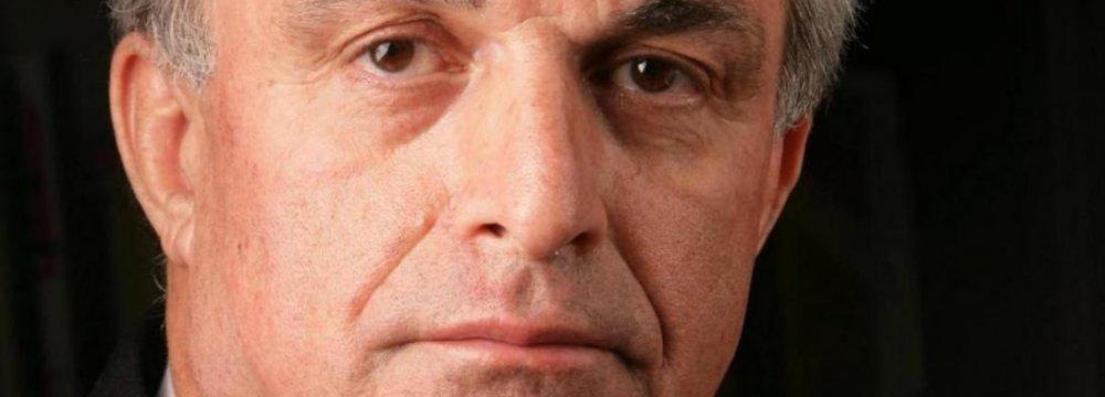 Italian Economy Prize for Iranian Businessman