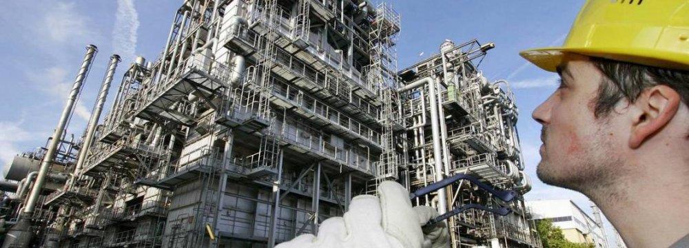BASF, Iran Close to $6.8b Petrochem Deal