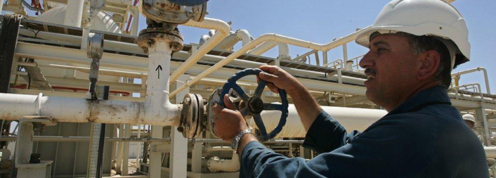 Iraq, Turkey to Restart Crude Pipeline Project