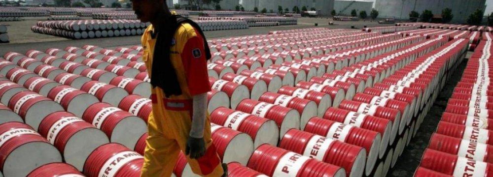 OPEC Oil Output Rises