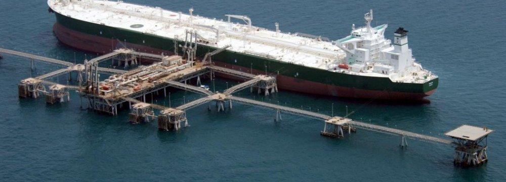 Oil Exports Reach 1.8m bpd