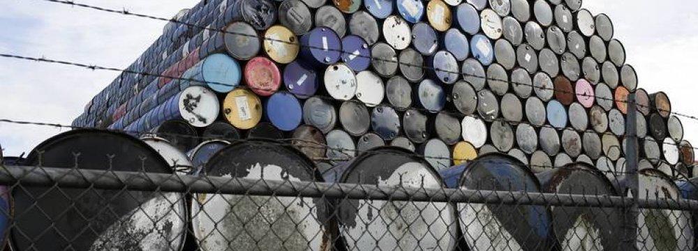 Saudis Face Billion-Barrel Adversary