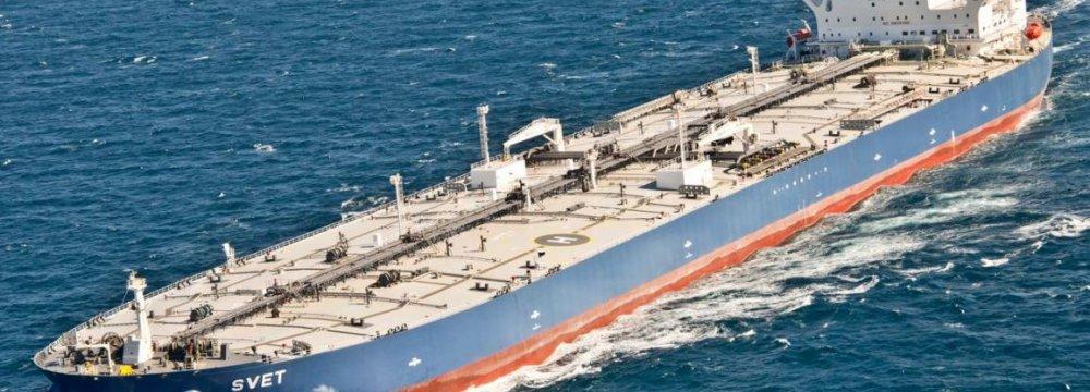 Saudis to Commission  5 VLCCs