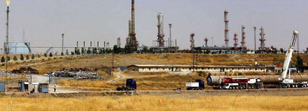 Yadavaran Oilfield 1st Phase Ready to Go On Stream