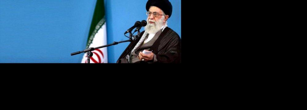 Leader Hails High Election Turnout