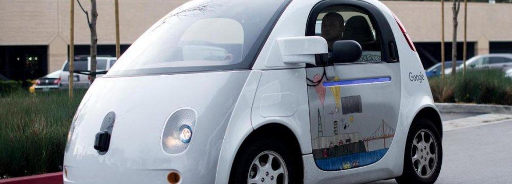 British Gov't Greenlights Driverless Cars