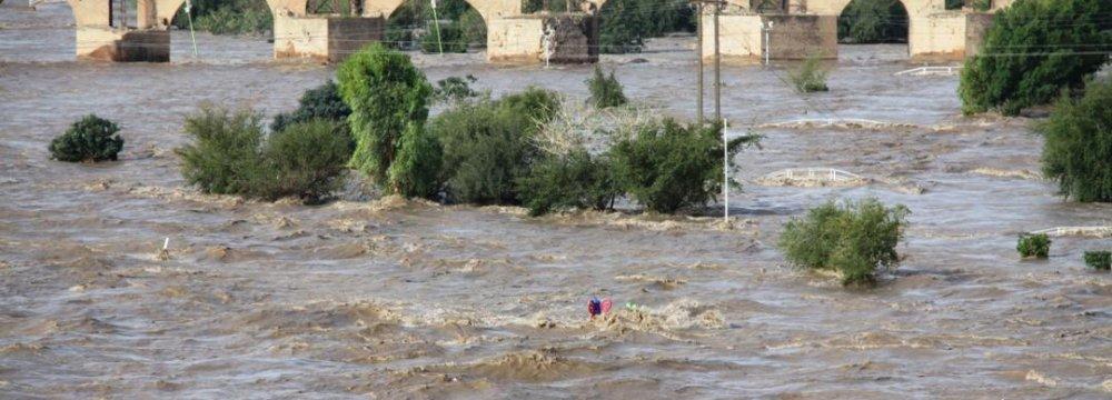 Flood Toll Rises