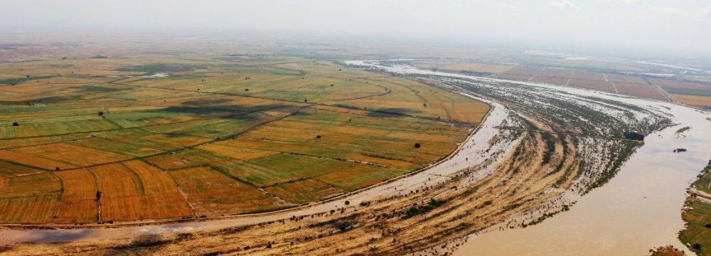 Health Measures in Flood-Hit Areas