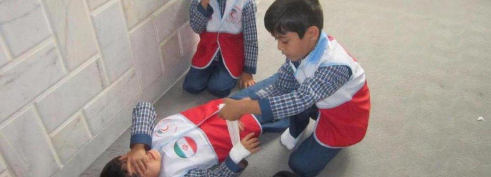 Self-Care Training for Children Vital