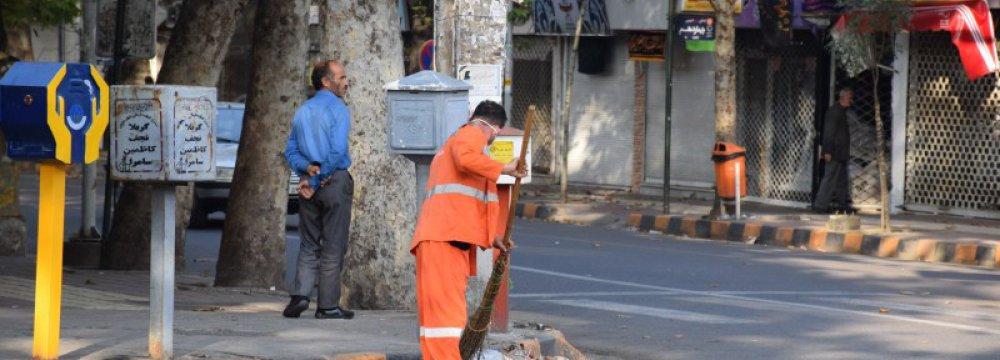 Honest Street Sweeper Returns Briefcase