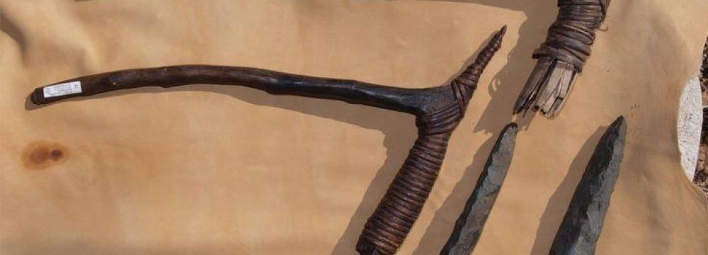 Stone Age Artifacts Found in Kurdestan