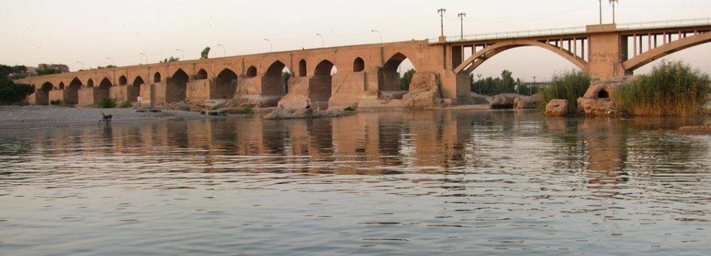 Floods Damage Heritage Sites