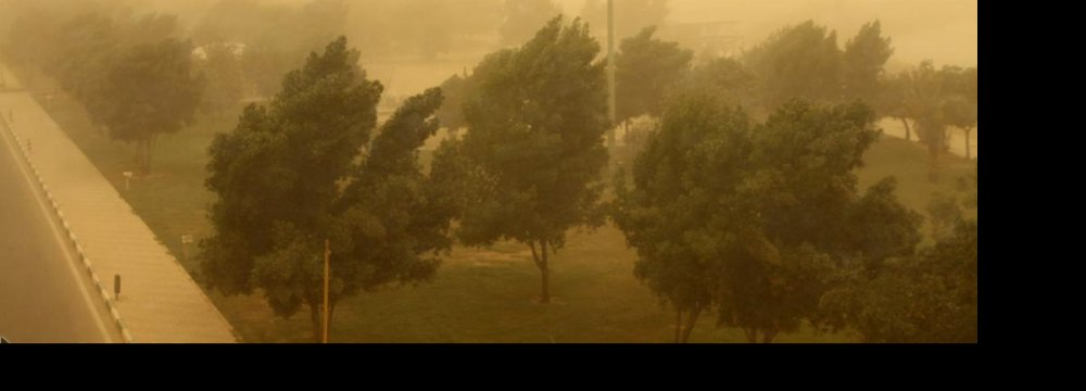 DOE Confirms Funding for Dust Storms in 2016