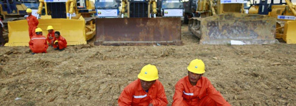 Burma's New Gov't to Inherit Huge Trade Deficit