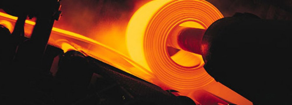 Japan Crude Steel Output Down