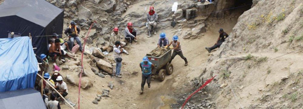 Peru Trade Deficit Widens
