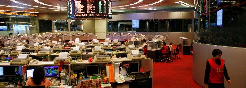 World Markets Steady