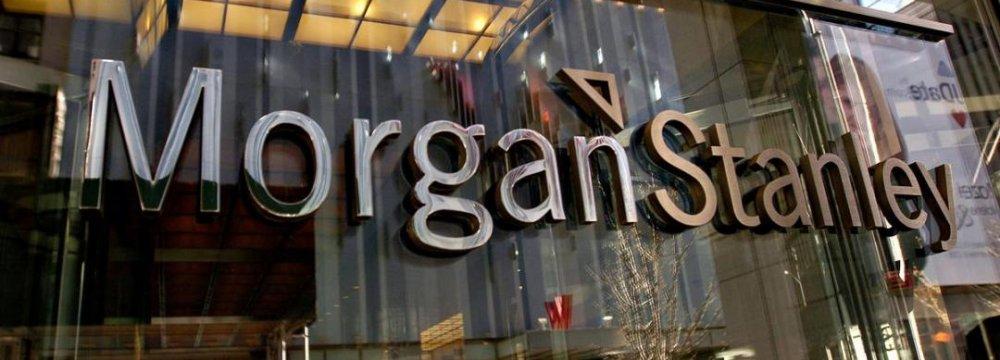 Morgan Stanley Profits Slump