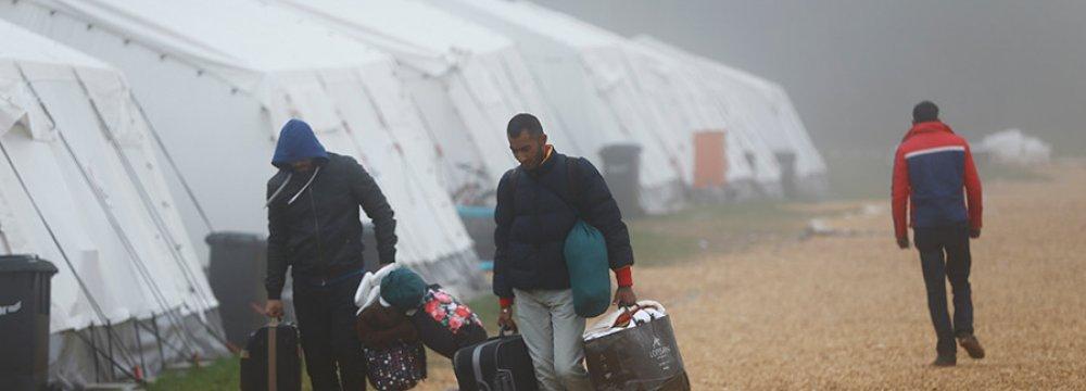 Refugee Influx Raising German Housing Prices