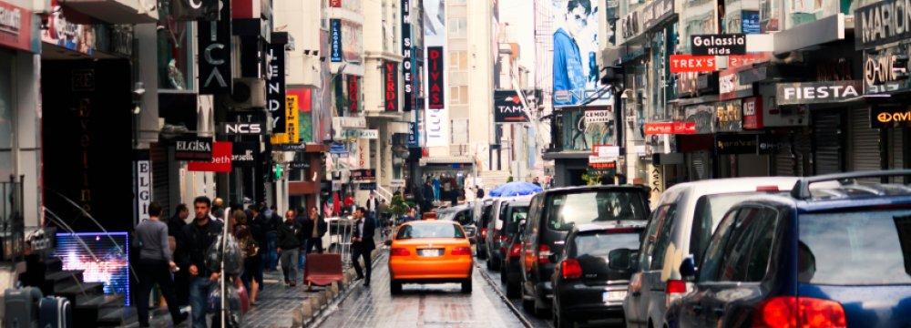 Turkey's Corporate Distress Deepens