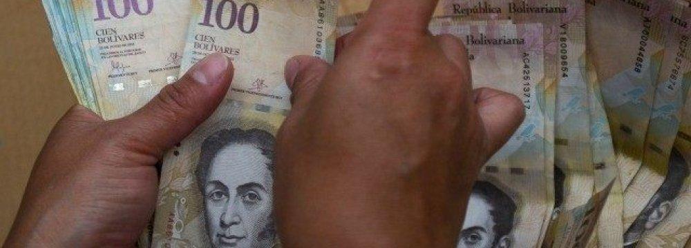 Venezuela to Print Bigger Bills