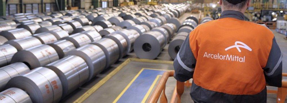 Steel Gloom Deepens for Europeans