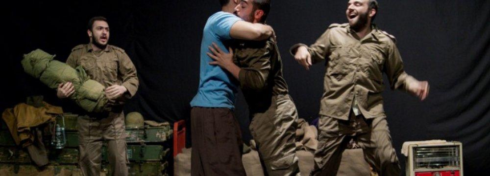 War Portrayal on Stage
