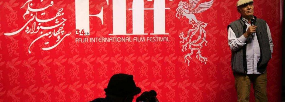 New Venue, New Flair  at 34th Fajr Film Fair
