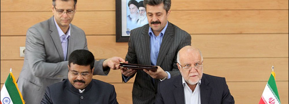 Iran, India Carve New Chapter in Relations