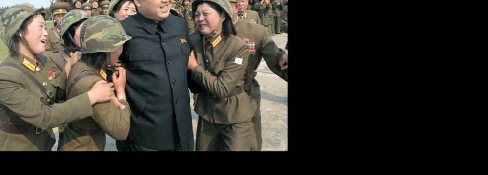 N. Korea Claims Miniaturizing Nuclear Warheads