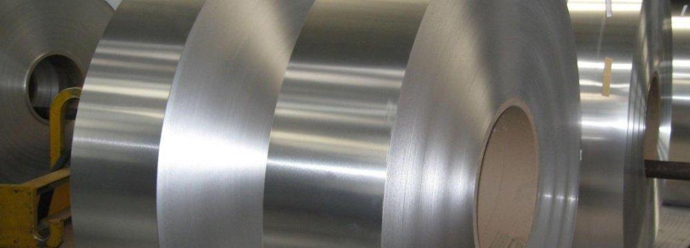 Shanghai Aluminum at 10-Month High
